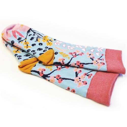 Eden Blue Socks