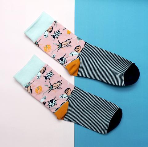 Eden Insect Socks