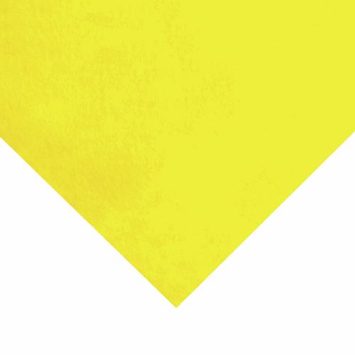 9 x 9 inch Wool Felt Square - Yellow