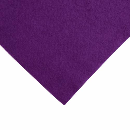 9 x 9 inch Wool Felt Square - Amethyst