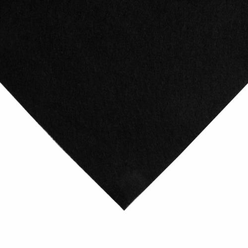 12 x 12 inch Wool Felt Square - Black