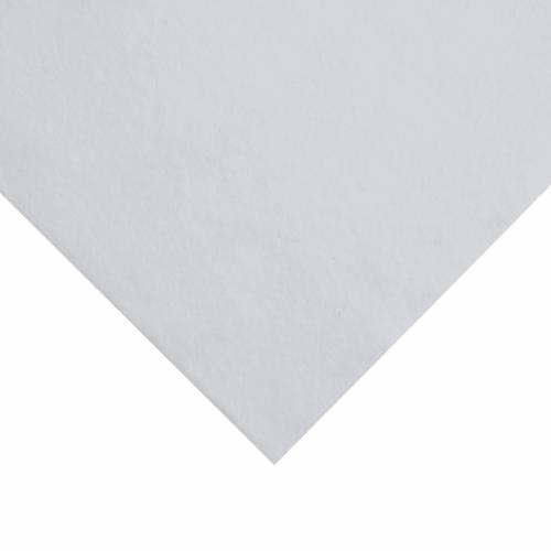 12 x 12 inch Wool Felt Square - White