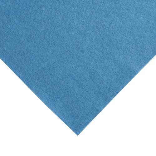 12 x 12 inch Wool Felt Square - Wedgewood