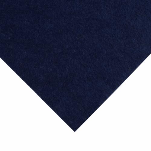 12 x 12 inch Wool Felt Square - Midnight