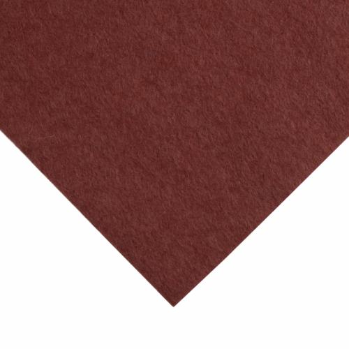 12 x 12 inch Wool Felt Square - Russet