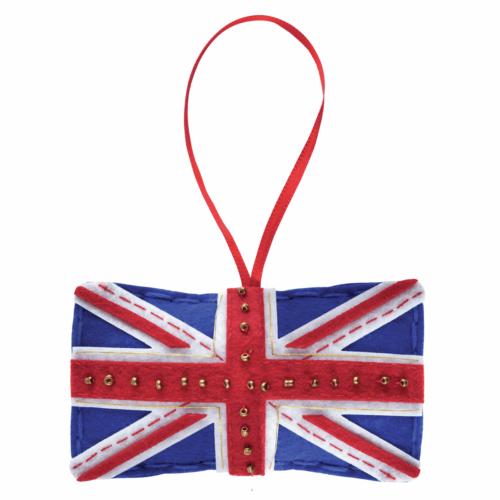 Felt Decoration Kit: Union Flag