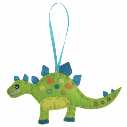 Felt Decoration Kit: Dinosaur
