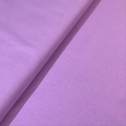 Plain Lavender Cotton Fabric - Fat Quarter