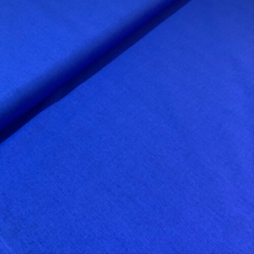 Plain Marine Cotton Fabric - Fat Quarter