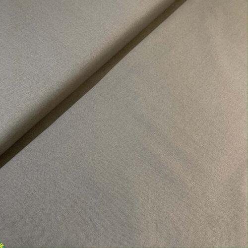 Plain Dark Grey Cotton Fabric - Fat Quarter