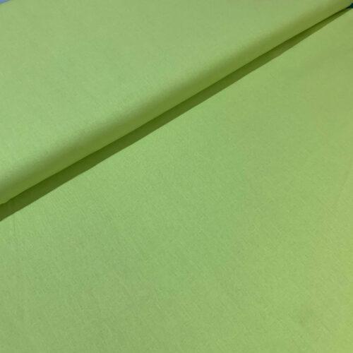 Plain Apple Cotton Fabric - Fat Quarter