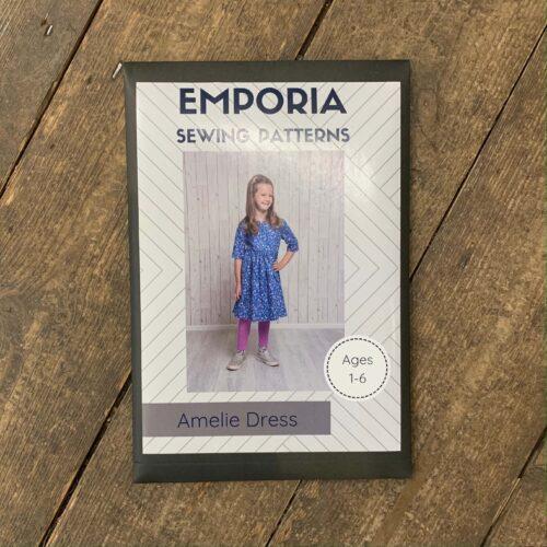 Emporia Amelie Dress Pattern