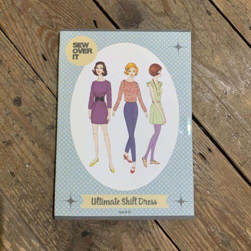 Sew Over It Ultimate Shift Dress Pattern