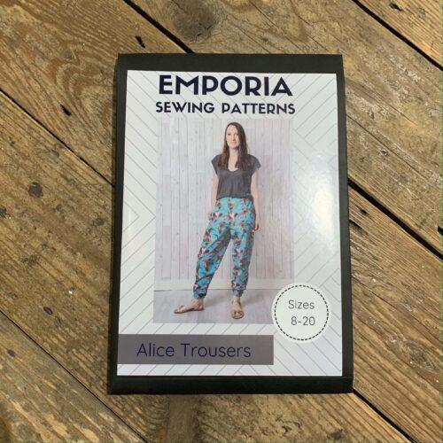 Emporia Alice Trousers Pattern