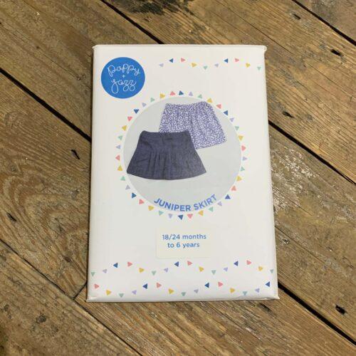 Poppy & Jazz Juniper Skirt Sewing Pattern
