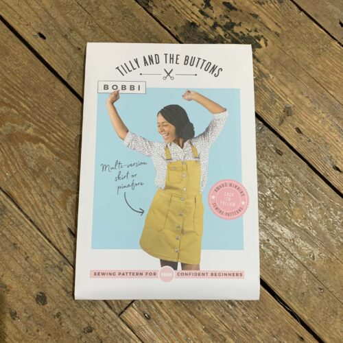 Tilly and the Buttons Bobbi Skirt or Pinafore Sewing Pattern