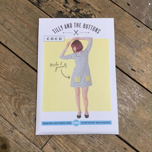 Tilly and the Buttons Coco Top & Dress Sewing Pattern