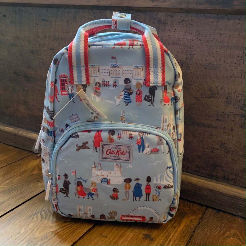 Cath Kidston London People Kids Medium Backpack