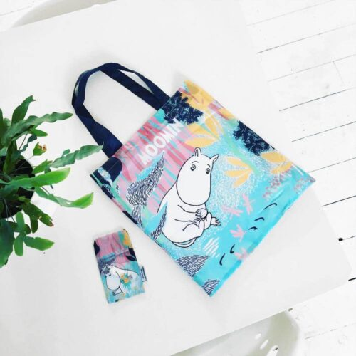 Moomin Pastel Shopper