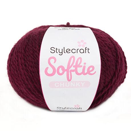 Stylecraft Softie Chunky