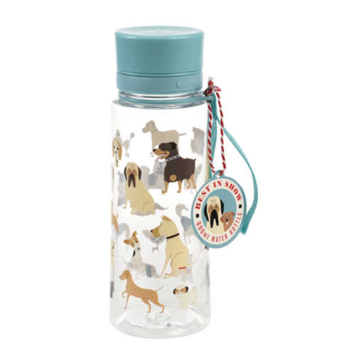 Best in Show Water Bottle. Stay hydrated, avoid single-use plastic, and celebrate your love of dogs with this Best In Show reusable water bottle.