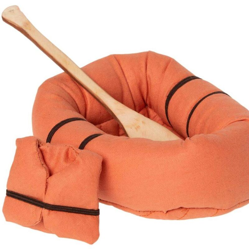 Maileg Rubber Boat: Mouse