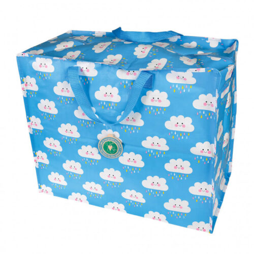 Happy Cloud Jumbo Storage Bag