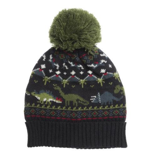 Sophie Allport Dinosaur Knitted Kids Hat