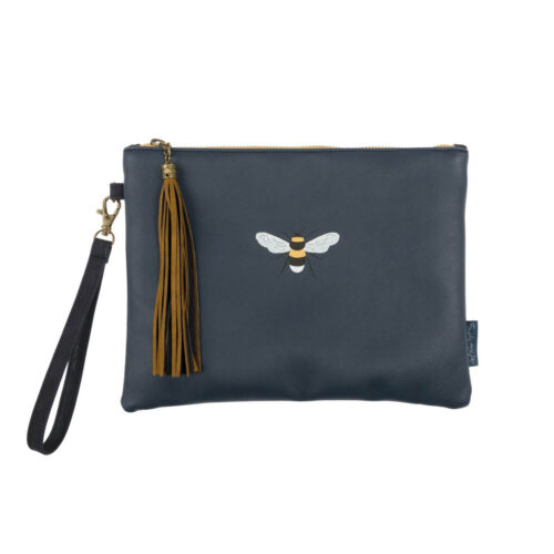 Sophie Allport Bees Clutch Bag