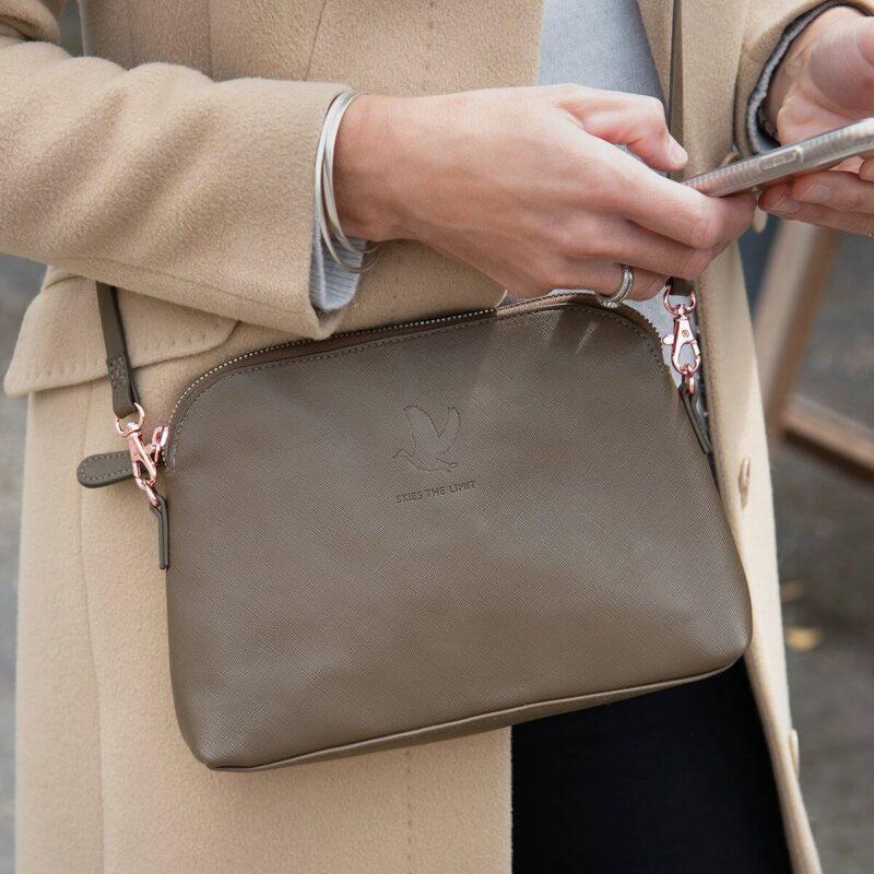 Sophie Allport Ducks Mini Shoulder Bag