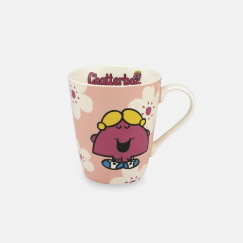 Cath Kidston Little Miss Chatterbox Floral Stanley Mug