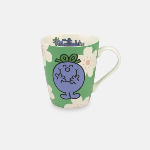 Cath Kidston Little Miss Naughty Floral Stanley Mug