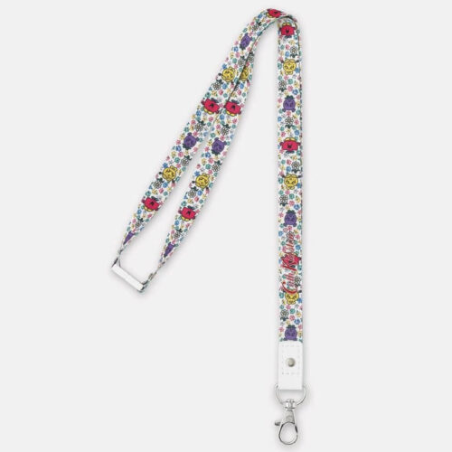 Cath Kidston Little Miss Lanyard: Oyster