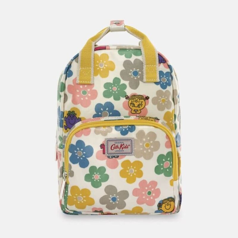 Cath Kidston Little Miss Flowers Kids Medium Backpack