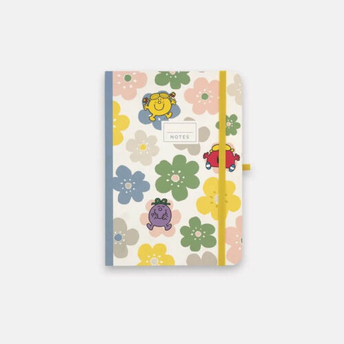 Cath Kidston Little Miss Flowers A5 Notebook