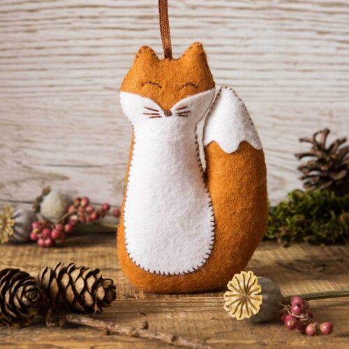 Corinne Lapierre Felt Fox Mini Kit