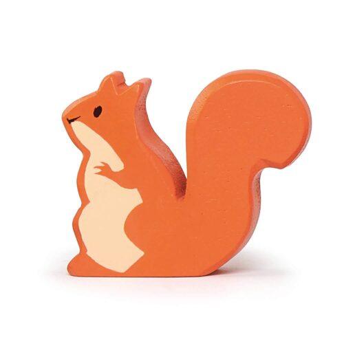 Tender Leaf Woodland Animal: Squirrel