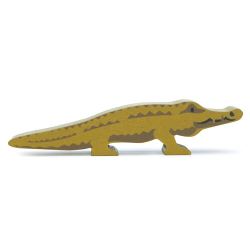 Tender Leaf Safari Animal: Crocodile