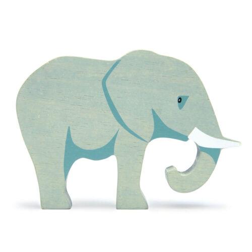 Tender Leaf Safari Animal: Elephant