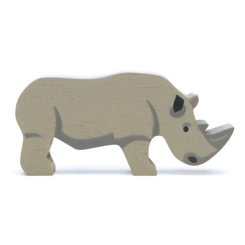 Tender Leaf Safari Animal: Rhinoceros