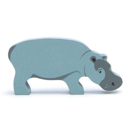 Tender Leaf Safari Animal: Hippopotamus
