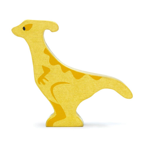 Tender Leaf Dinosaurs: Parasaurolophus