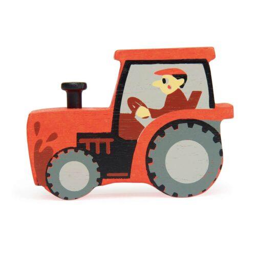 Tender Leaf Farmyard: Tractor