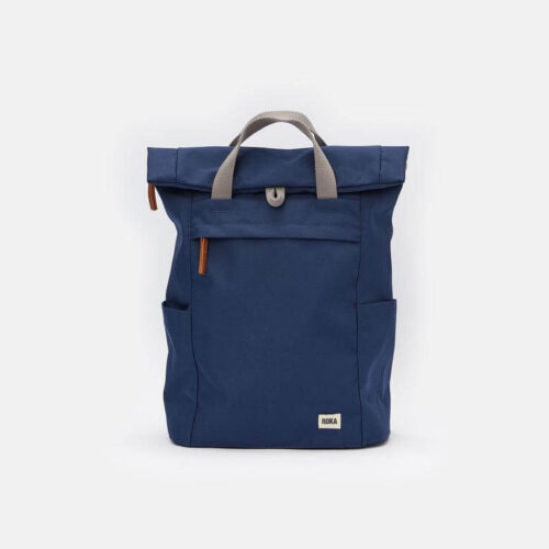 Roka Backpack Sustainable Small Finchley A: Mineral