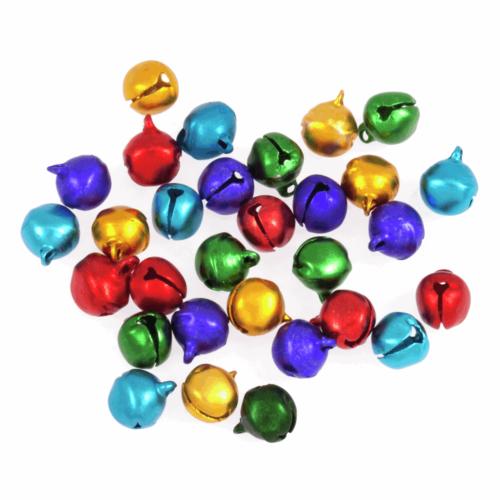 Assorted Bells: 10mm