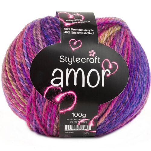Stylecraft Amor Aran