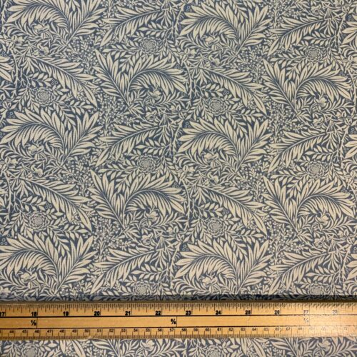 William Morris Larkspur Cotton Fabric - £10 per metre