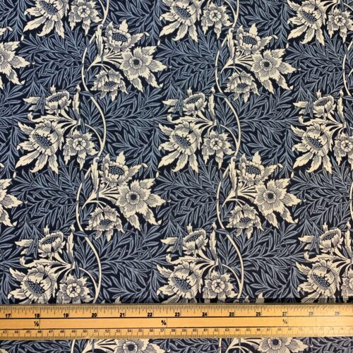 William Morris Tulip and Willow Mural Cotton Fabric - £10 per metre