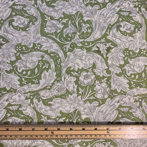 William Morris Bachelors Cotton Fabric - £10 per metre