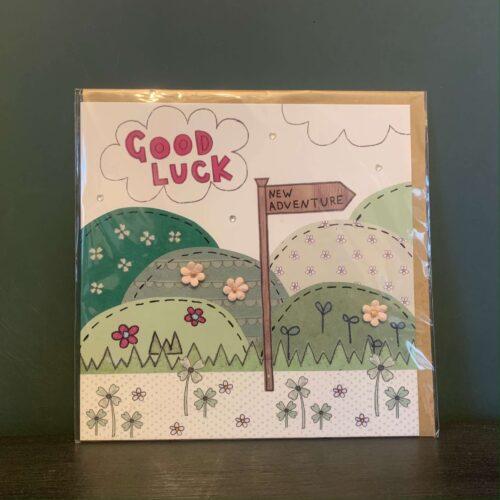 Good Luck & Congratulation Cards